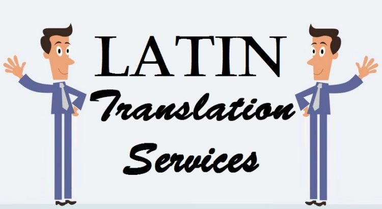 latin translation service